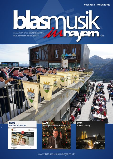 Blasmusik In Bayern Ausgabe 1 20